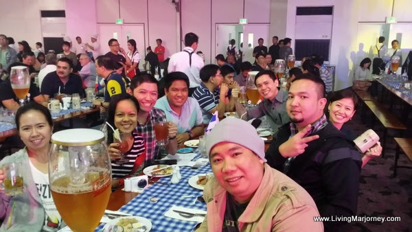 Sofitel Manila Oktoberfest 2013 by LivingMarjorney on Flickr