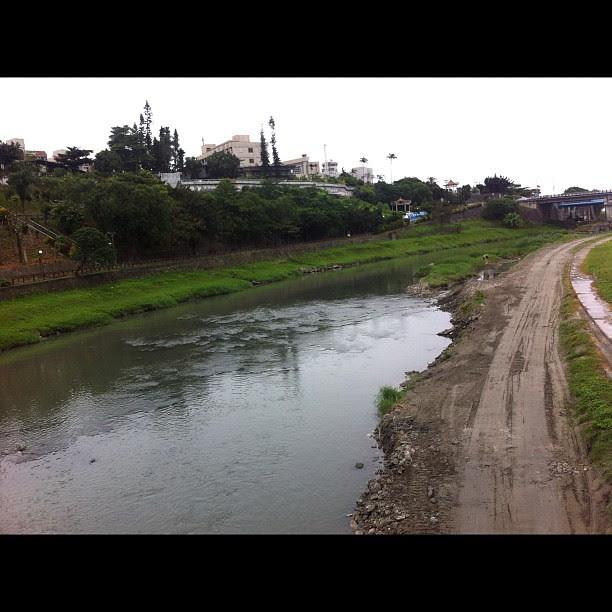 美侖溪:花蓮市的母親河