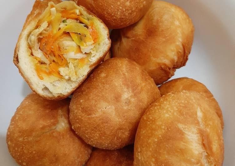 resep cakwe roti goreng isi sayuran foody bloggers Resepi Kek Mentega Indonesia Enak dan Mudah
