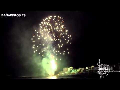 Video Fuegos Acuáticos y Aereos & Verbena El Puertillo Fiestas en Honor a Santa Lucia 2011