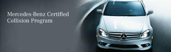 Mercedes-Benz Certified Collision Program - Sears Imported Autos Body Shop