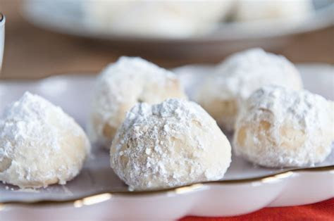 Traditional Mexican Wedding Cookies Recipe   Food.com