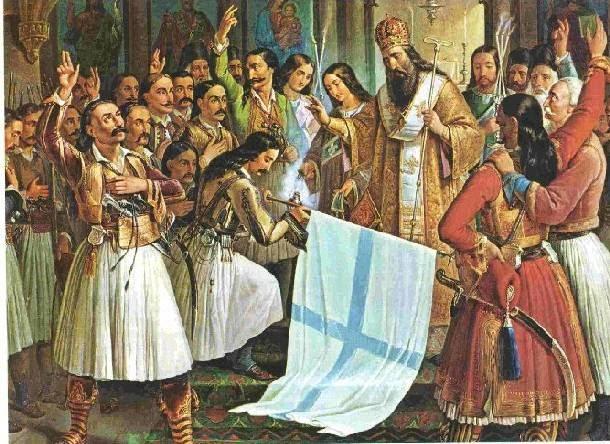 Πώς παρουσιάζεται η Eλληνική Eπανάσταση του (1821) στα Τουρκικά σχολικά βιβλία