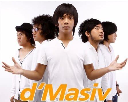 d'Masiv - Cahaya Hati