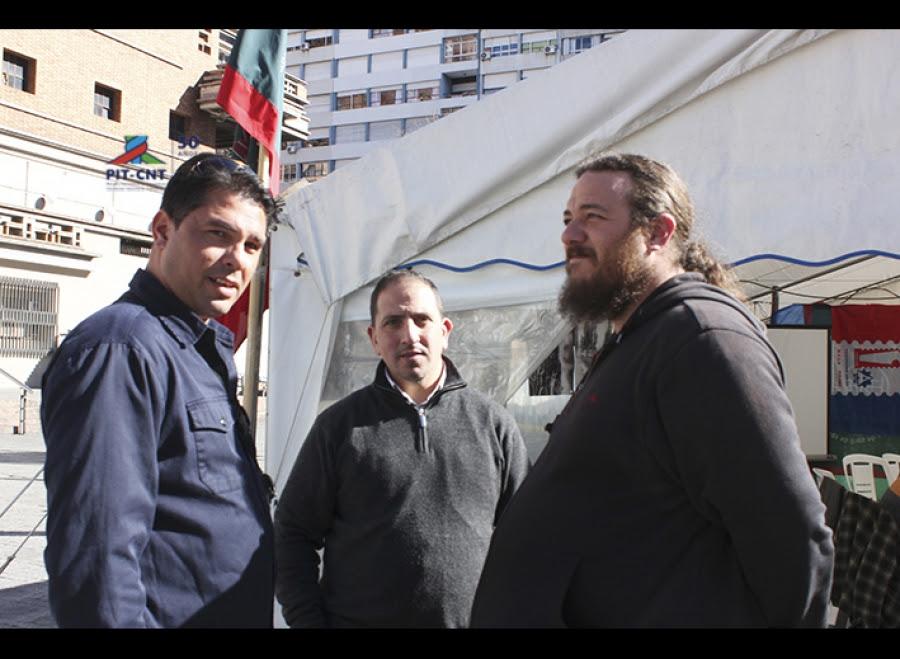 """Funcionarios de los Entes preparan paro general ante la """"mala fe del gobierno"""" y la falta de respuestas"""
