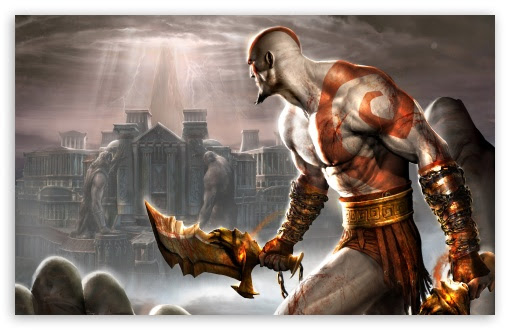 God Of War Uhd Desktop Wallpaper For 4k Ultra Hd Tv Wide