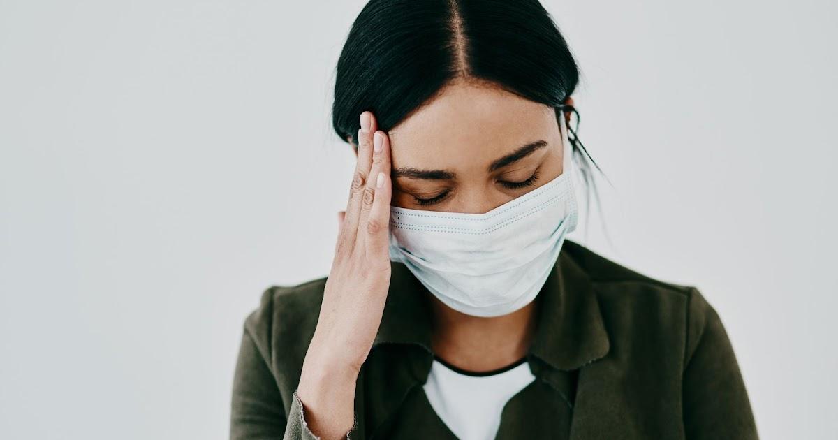 Estes são os sintomas mais comuns do COVID-19 agora 13