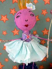 Lilly, The Sugar Plum Fairy!