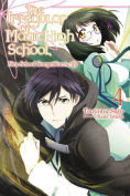 Title: The Irregular at Magic High School, Vol. 4 (light novel): Nine School Competition, Part II, Author: Tsutomu Satou