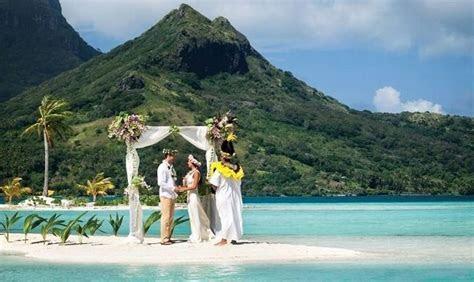 Top 10 Beach Wedding Destinations in the World   Wataweddings