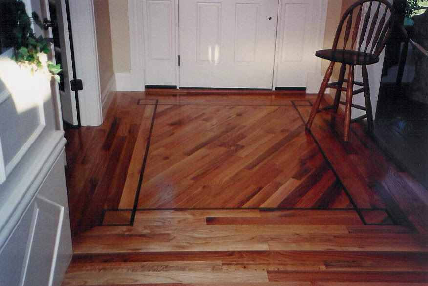 Entryways hardwood home decoration club for Hardwood flooring installation peoria il