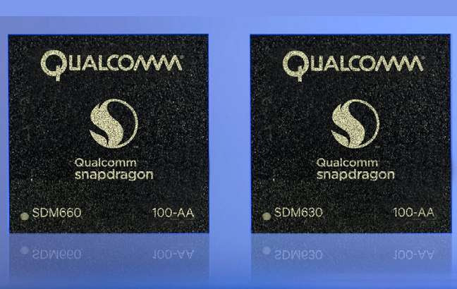 Qualcomm Announces Snapdragon 660 and 630 Mobile Processors