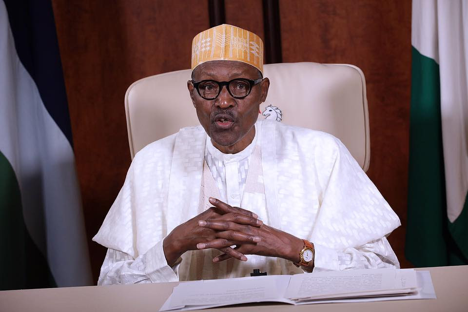 'I saw unbelievable things when I became Nigeria's president' – Buhari