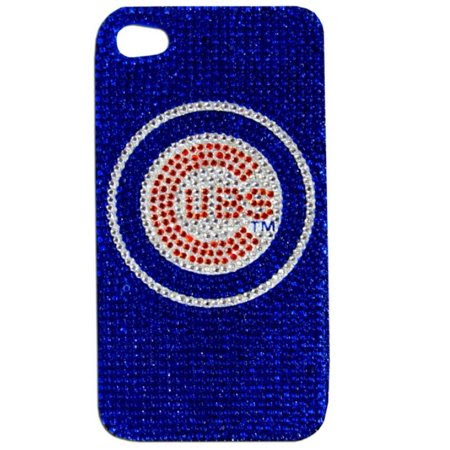 GET Chicago Cubs Iphone Case - Glitz 4g Faceplate LIMITED