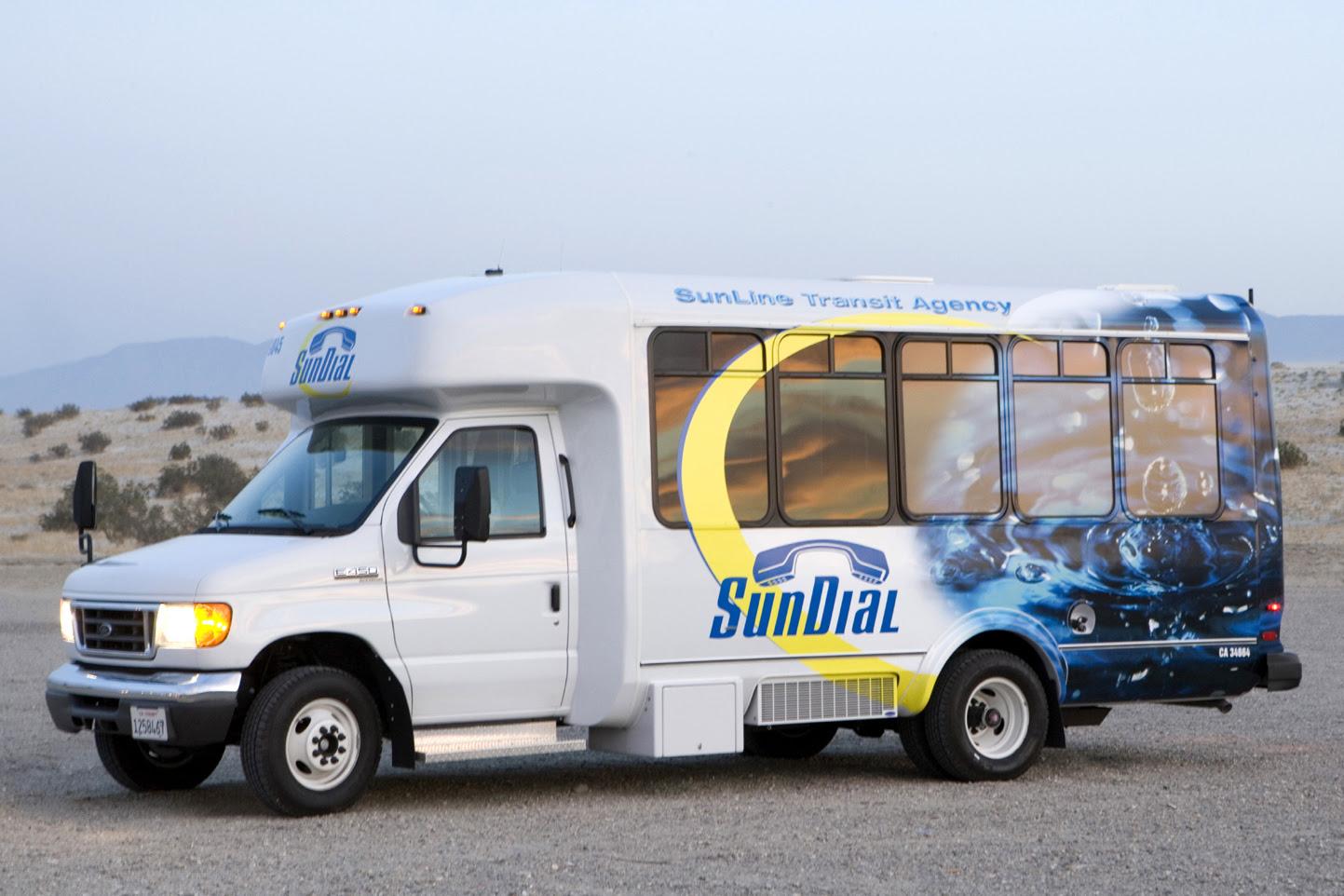 Clean Fleet Sunline Transit Agency