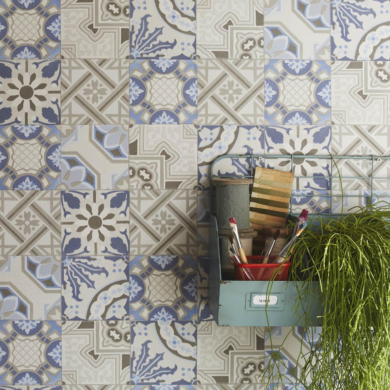 Leroy Merlin Papier Peint Salle De Bain papier peint vinyle salle de bain