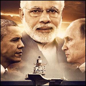 Россия борется с США за Индию