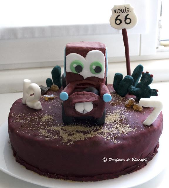 Cricchetto, la torta di compleanno dei miei bambini