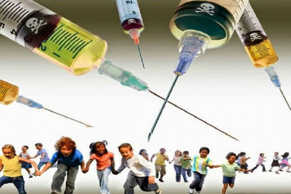 Back to School Vaccine Hysteria Culminates in Hunt for Unvaccinated Kids
