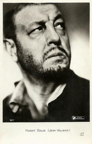 Harry Baur as Jean Valjean