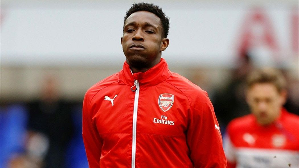Image result for Welbeck blow for Arsenal