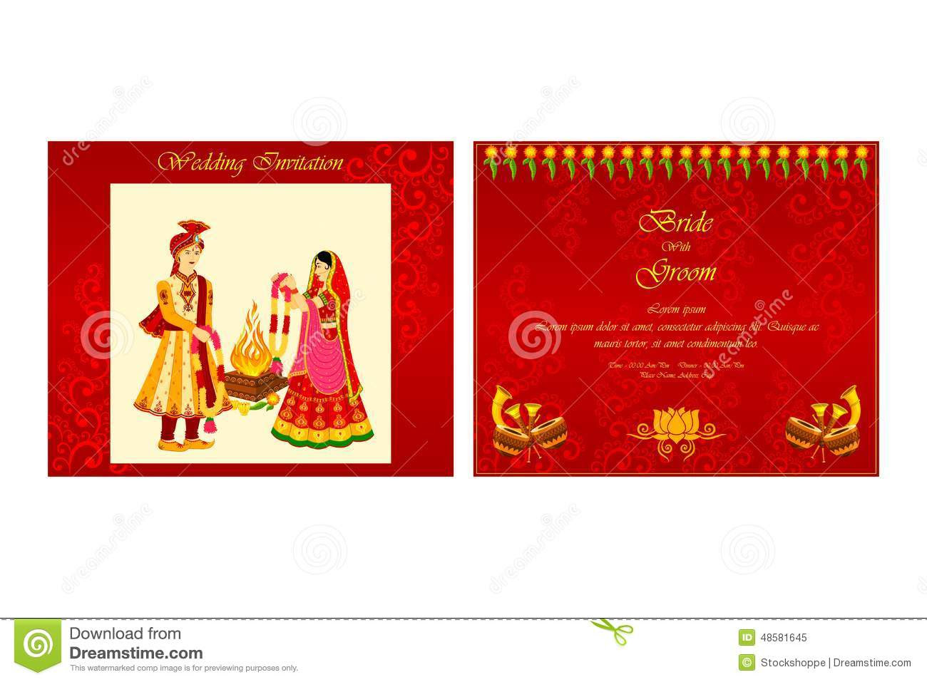 Different wedding Invitations Blog: Indian wedding invitations ...