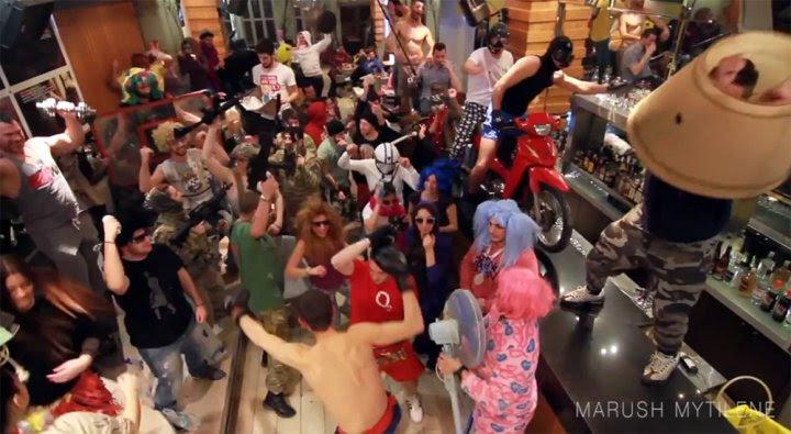 Harlem Shake Marush Edition