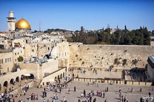 Jerusalen - Muro