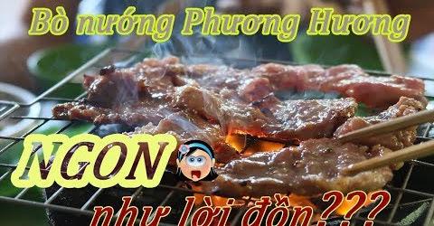 Review Quán Bò Phương Hương | Du Lịch Ăn Uống An Giang #16