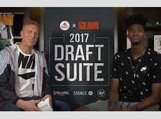 Jonathan Isaac SLAM x Foot Locker Draft Suite Interview
