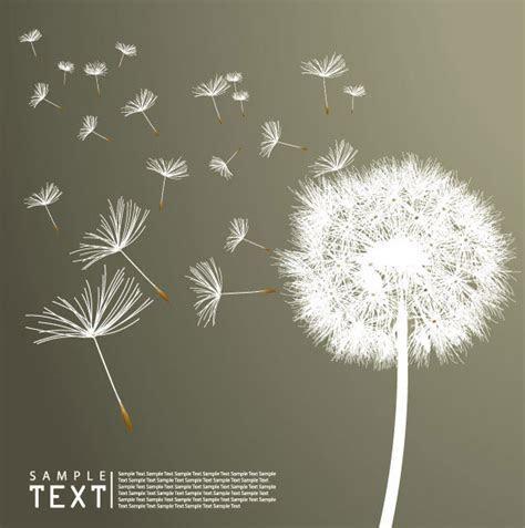 Dandelion Vector  3  Graphic Hive