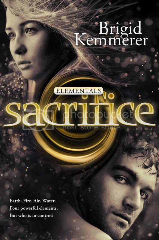 Sacrifice by Brigid Kemmerer Aus/NZ cover