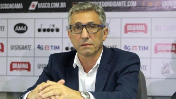 Alexandre Campello lidera busca por novo patrocinador para o Vasco