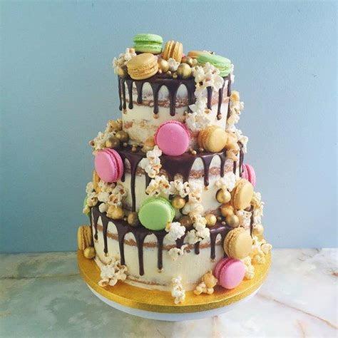 10 Summer Wedding Cake Ideas   Anges de Sucre   Anges de Sucre