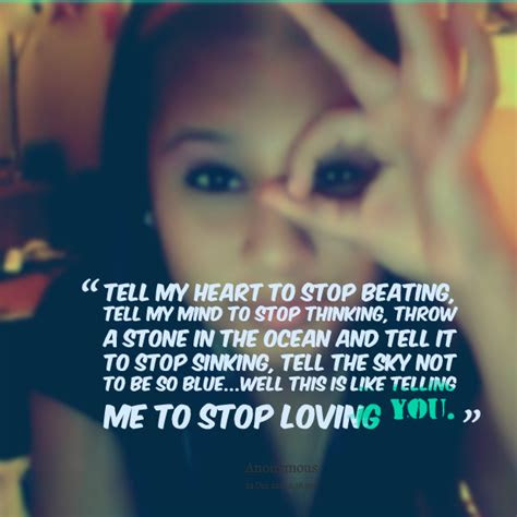 Stop Playing With My Heart Quotes