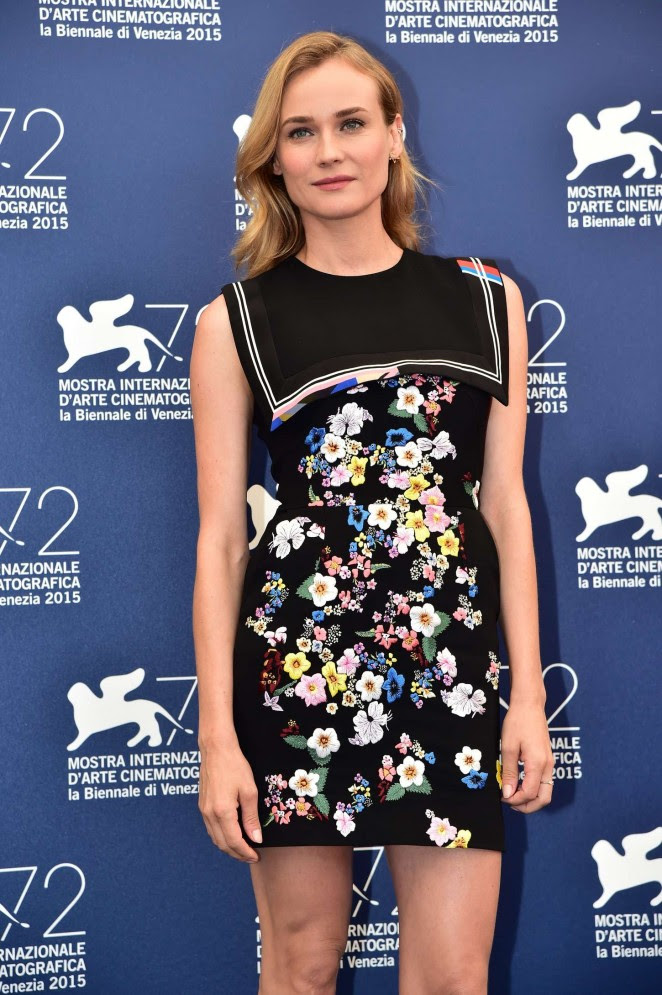 Diane Kruger - 72nd Venice Film Festival Jury Photocall
