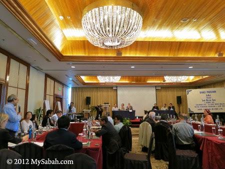 stakeholders in UNESCO World Heritage Workshop