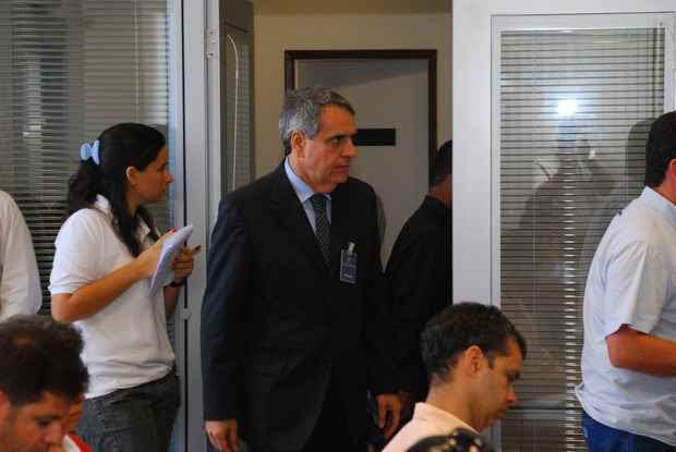 Ricardo Diniz, em 2010. Ele também foi responsabilizado pelo Tribunal de Contas. Foto: Julioa Jacobiba/DP/D.A. Press