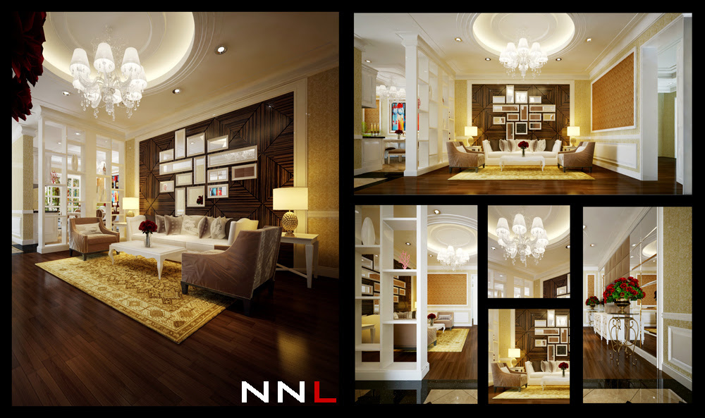 living room divider | Interior Design Ideas.