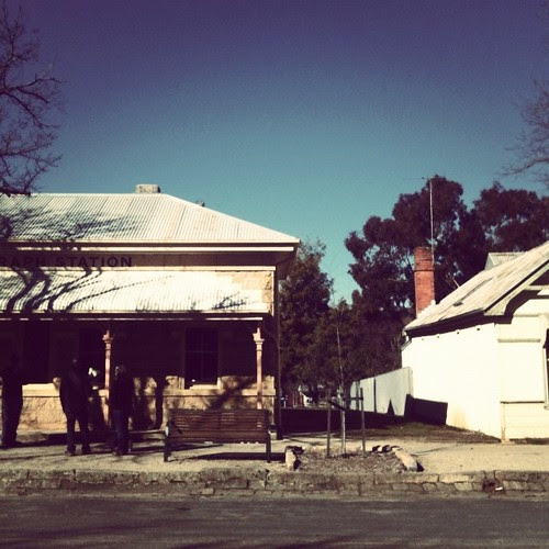 The road trip from Sydney to Melbourne, via Beechworth.