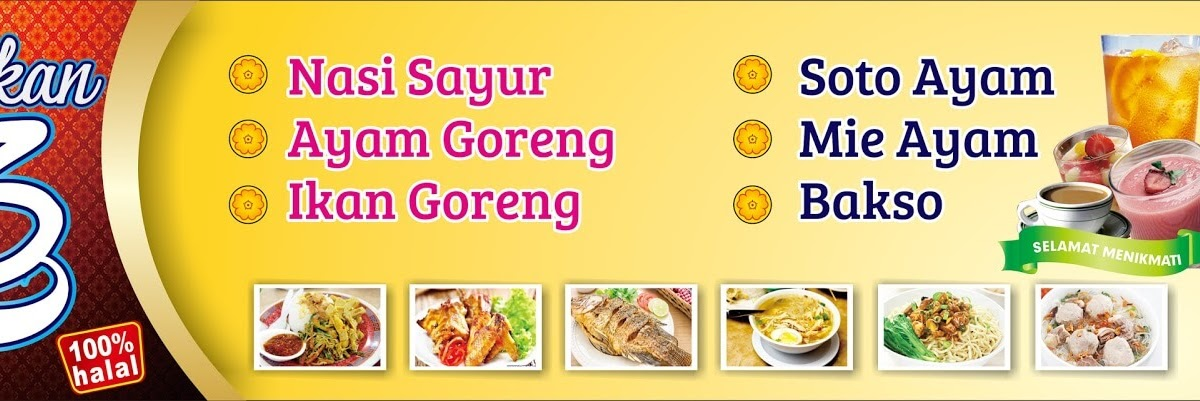 Contoh Spanduk Warung Soto Ayam - desain spanduk kreatif