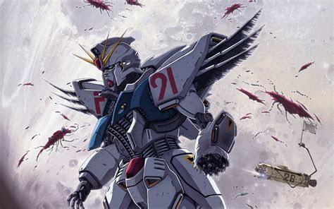 Gundam F91 Wallpaper