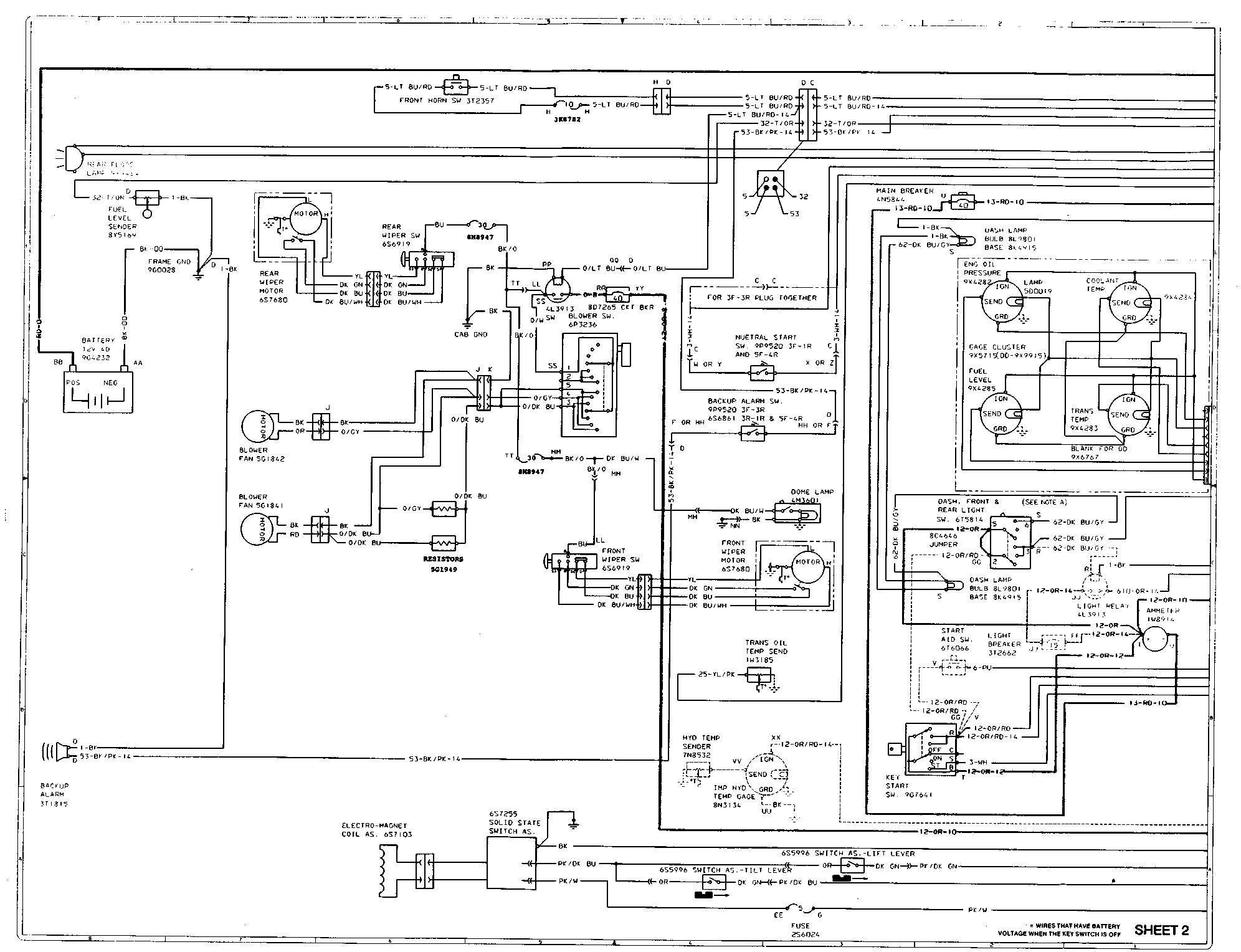 Diagram Cat 246 Wiring Diagram Full Version Hd Quality Wiring Diagram Okwiring18 Lasagradellacastagna It