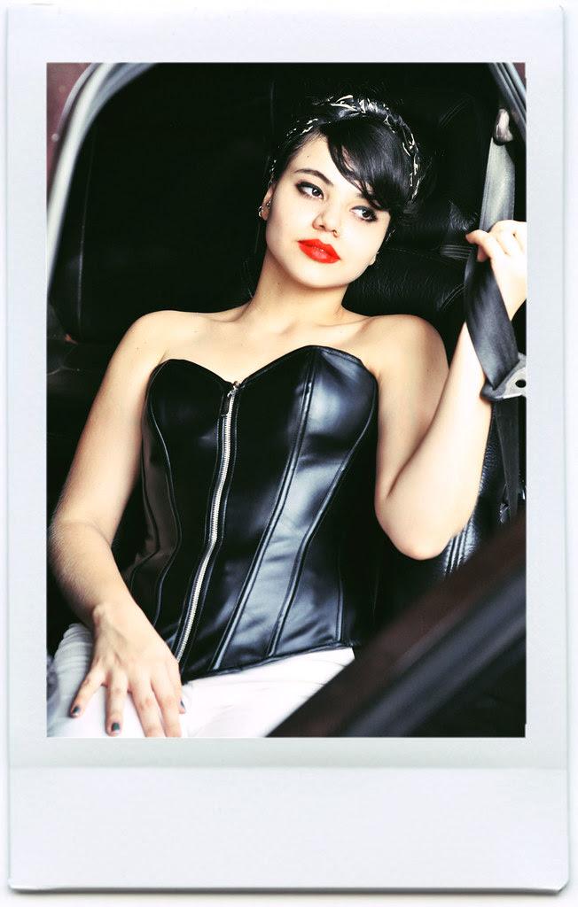 corset clara mold