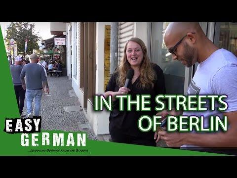 Tiếng Đức siêu dễ - Bài 2 Trên đường phố