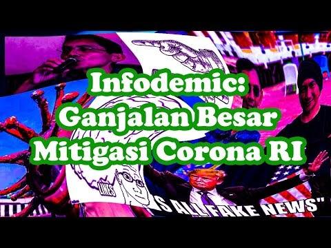 [VIDEO] Infodemic: Ganjalan Besar Mitigasi Corona RI oleh - tradisiindonesia.xyz
