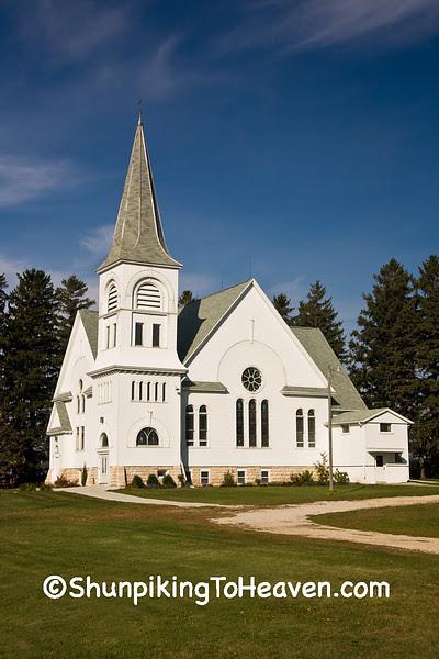 Arendahl Lutheran Church, Filmore County, Minnesota