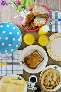 breakfast on the first of july