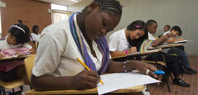 Cali ya tiene 2381 alumnos en jornada única en colegios oficiales