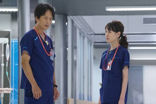 「コード・ブルー−ドクターヘリ緊急救命−the third season第9話」的圖片搜尋結果